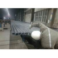 High Tensile Strength Galvanized Steel Tubing ASTM A53 For Oil And Gas