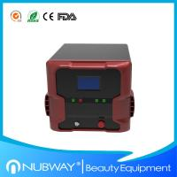 Wholesale nubway 1064nm 532nm Q switch nd yag laser pulsed dye laser for tattoo removal vascular from china suppliers