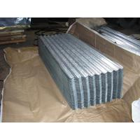 Wholesale AS 1397, G550, ASTM, A653, JIS G3302, FULL HARD Galvanized Corrugated Roofing Sheet from china suppliers