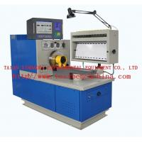 Buy cheap Screen display testing data diesel fuel injection pump test bench 12PSB with industrial computer from wholesalers