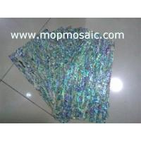Quality Blue paua shell laminate for guitar inlay for sale