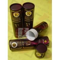 Wholesale 8 Inch Cardboard Tube Packaging Cylindrical Glossy Lamination Printing from china suppliers