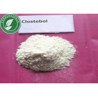 Wholesale White crystalline Raw Steroid Powder Clostebol 4-Chlorotestosterone CAS 1093-58-9 from china suppliers