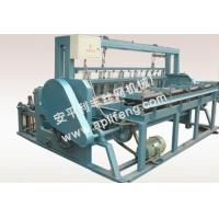 Wholesale LFIII Type (Semi-automatic) Crimped Wire Mesh Machine from china suppliers