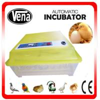China Reliable highly full automatic wholesale price small incubator VA-48 on sale on sale