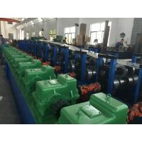 Quality High Efficiency 11Kw Cable Tray Making Machine Servo Feeding 10 Meters / Min for sale