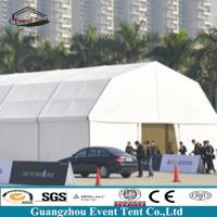 Wholesale Waterproof  Camping 20x50m Large Outdoor Tent White Canvas Wall Event Tent from china suppliers