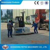 Wholesale ROTEX Brand Flat Die Biomass Sawdust Straw Rice Husk Wood Pellets Mill from china suppliers
