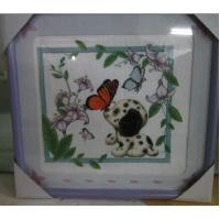 Wholesale hand embroidery photo frame matboard CNC cutter from china suppliers
