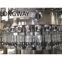 Wholesale Carbonated Beverage Filling Machinery/Full Line with CE&ISO Certificate from china suppliers