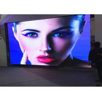 Wholesale SMD2121 P4 HD LED Display Full Color / Steel LED Video Wall Screen 1500cd / ㎡ from china suppliers