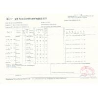 Guangzhou JianHeng metal packaging products co, ltd. Certifications