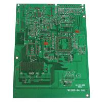 Wholesale ENIG 2 layer FR4 PCB prototype / ±0.076 PTH PCB  for USB Board from china suppliers