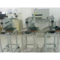 Wholesale Aluminum Pcb Separator Tool With Ceramic Capacitors, Pneumatically Driven Pcb Depanelizer from china suppliers