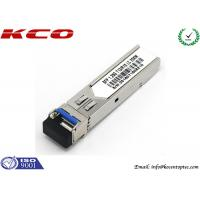Wholesale 1.25G SFP Fiber Optic Transceiver from china suppliers