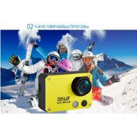 "Wholesale 60 Meters Waterproof Sports Action Camera 1080P 4GB ~ 32GB High Definition 2.0"" LCD Screen from china suppliers"