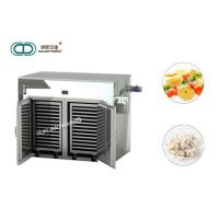 Wholesale Fruit Vegetable Hot Air Circulation Oven Stainless Steel 316L CT-C Series Industrial from china suppliers