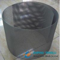 Wholesale Expanded Titanium Mesh Without Toxic Used for Living Organisms from china suppliers