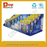 Wholesale Corrugated Paper Counter Display Stands Lightweight For Cosmetic from china suppliers