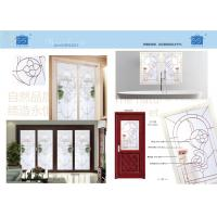 Wholesale Tempered Decorative Glass WindowsBump Resistant Keeping Warm Various Shape from china suppliers