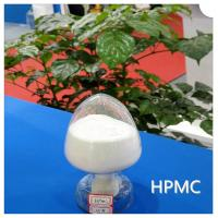 Wholesale Thickening auxiliary hydroxy propyl methyl cellulose white powder for gypsum based plaster 45000cps from china suppliers