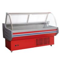 Wholesale Self Contained Deli Food Display Refrigerator , Meat Display Counter Rear Counter from china suppliers