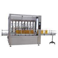 Wholesale Auto Oil Bottle Filling Machine In PLC Control Siemens Electronic Parts from china suppliers