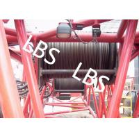 Wholesale Hydraulic Wire Rope Tower Crane Winch For Architectural Engineering from china suppliers