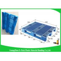 Wholesale 100% Virgin HDPE Heavy Duty Plastic Pallets Transport Turnover Recyclable from china suppliers