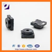 Buy cheap 4000HZ 14mm Black SMD Piezo Buzzer with Patent , 5V 4KHz LCP Buzzer from wholesalers