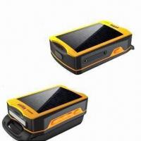 Wholesale Solar-powered Portable Trackers, Used in Mobile Asset, Tracking Cars from china suppliers