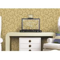 Wholesale Non - Pasted PVC Modern Bedroom Wallpaper European Style Wall Covering from china suppliers
