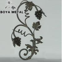Buy cheap Steel Wrought Iron Railing from wholesalers