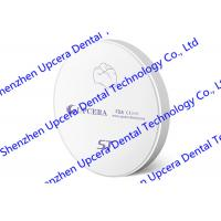 Wholesale Multilayer Dental Zirconia Blocks 98mm for CAD CAM Milling Machine from china suppliers
