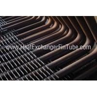 Wholesale DIN 17175 ST35.8 / I  SMLS Carbon Steel Square H Fin Tubing with 90° Bends from china suppliers