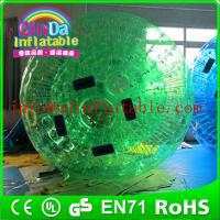 Wholesale zorb water ball water zorb ball rolling ball water inflatable water rolling ball from china suppliers