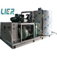 Containerized High Capacity  40Ton Per Day Ice Maker With Bitzer Compressor