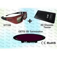 Wholesale Education Polarised 3D Eye Glasses and Emitter for 3D Institution from china suppliers