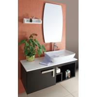 Buy cheap Modern Bathroom Furniture Corner Bathroom Sink Cabinet from wholesalers