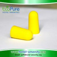 Wholesale Pu foam Ear plugs,Earplugs,Foam ear plugs in metal tube canister box from china suppliers