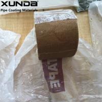 Wholesale Flexible fiber woven grease Waterproof Marine Tape , corrosion protection tape for pipes from china suppliers