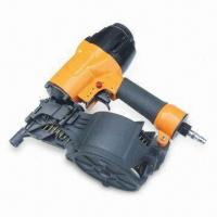 Wholesale Power Coil Nailer with 15Ëš Nail Angle and 0.4 to 0.8MPa Required Air Pressure from china suppliers