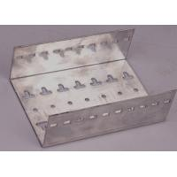 Wholesale 304 Stainless Steel Distribution Frame for 3M STG Module for Network Distribution Box from china suppliers