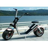 Wholesale 1200 W 2 Wheel Electric Scooters For Adults Outdoor Sports , CE FCC ROHS from china suppliers