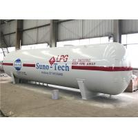 Wholesale 40 CBM LPG Storage Tanks 40HQ Container Loading 20 Tons LPG Mobile Tank from china suppliers