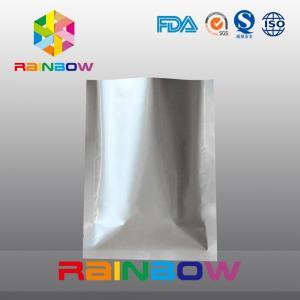 Wholesale Grip seal aluminum foil retort pouch / sterilization pouch of aluminum foil bag from china suppliers