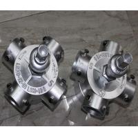 Wholesale 3 6 blade ABS rotating sprinkler head for cooling tower from china suppliers