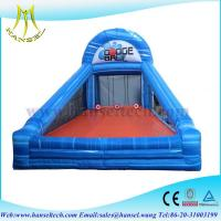 Wholesale Hansel Perfect customized indoor inflatable sports games inflatable ball games from china suppliers