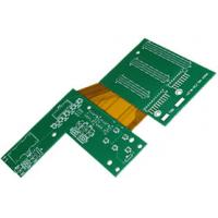 Wholesale Immersion silver Rigid - flex AOI pcb / halogen free pcb from china suppliers