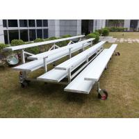 Buy cheap Environmental Portable Grandstand Seating , Mobile Seating Stands For Gyms / Events from wholesalers